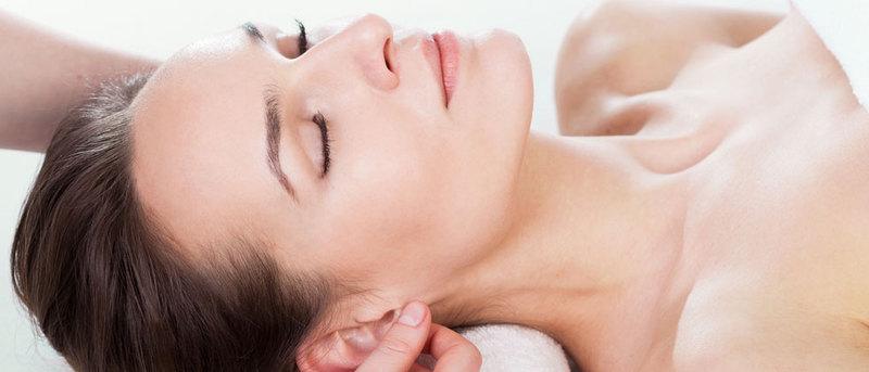 Массаж надчерепной мышцы головы для снятия тяжести, усталости и сонливости