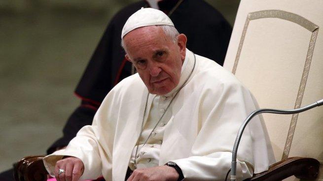 Дьявольские игры в Киеве: Чаплин о вызове посла Украины «на ковер» к Папе Римскому