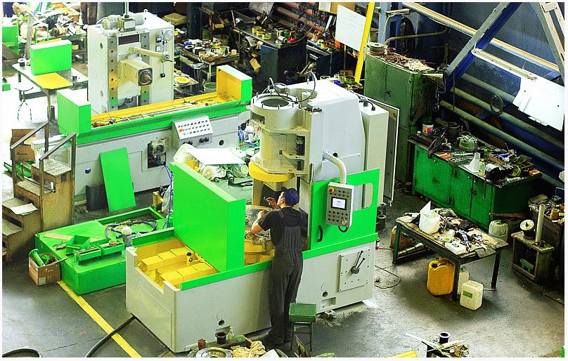 Развитие промышленности: в России откроют новый станкостроительный завод