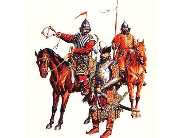 Как на Руси возникла регулярная армия