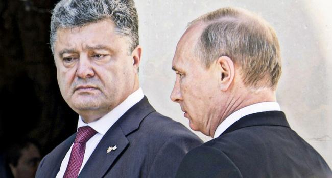 В администрации Порошенко обвинили Пескова во лжи