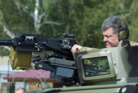 Порошенко пытается использовать перемирие для оккупации Донбасса миротворцами ООН