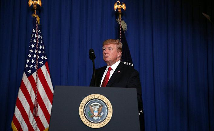 По мнению некоторых аналитиков, ракетный удар по Сирии — «беспроигрышный вариант» для Трампа (CBC, Канада)
