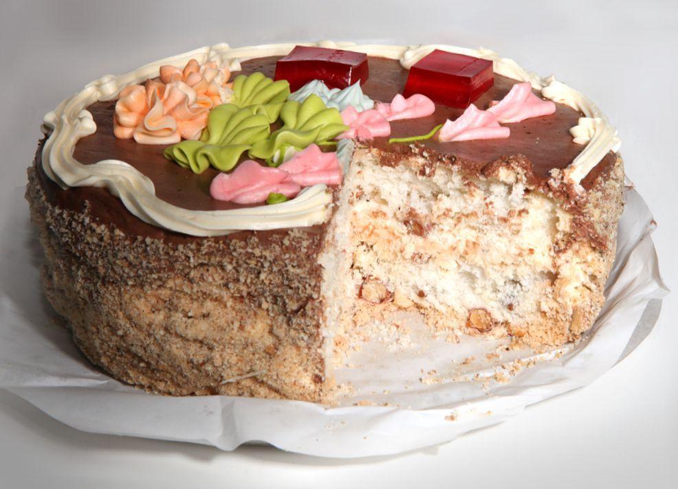Рецепты киевского торта в домашних условиях с фото