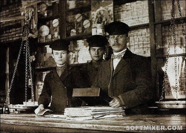 Продуктовый фальсификат в царской России