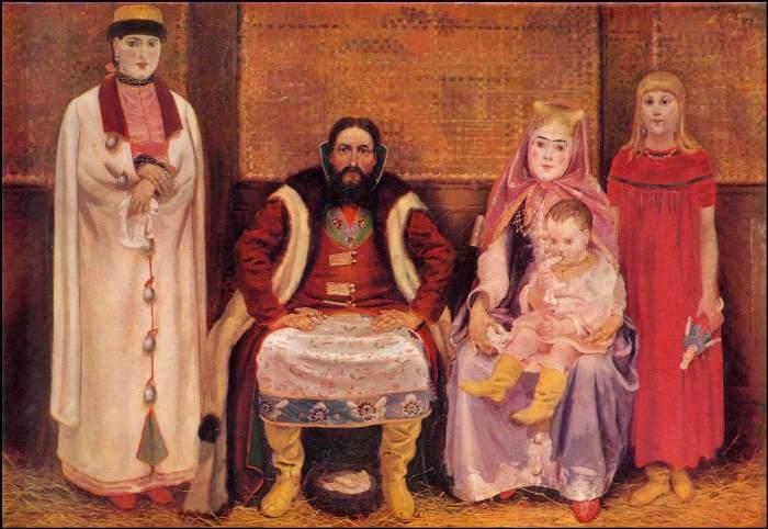 Семья по Домострою — средневековый пережиток или идеальный рецепт совместной жизни?