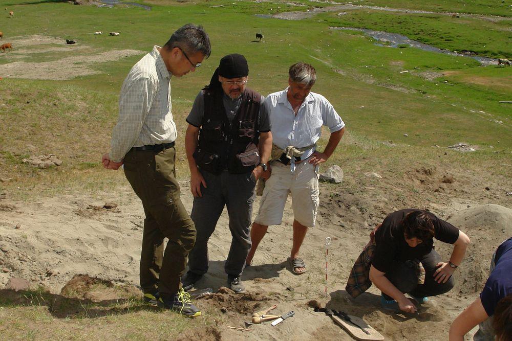 Первые кузнецы появились на территории Горного Алтая до нашей эры