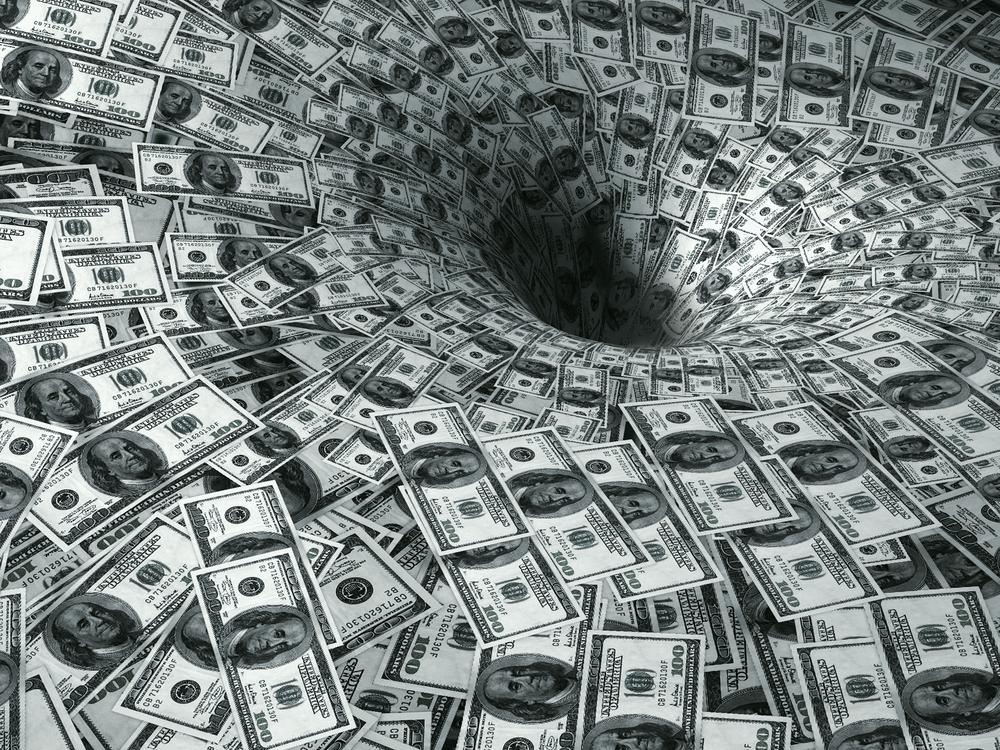 ФРС включила долларовый «пылесос»