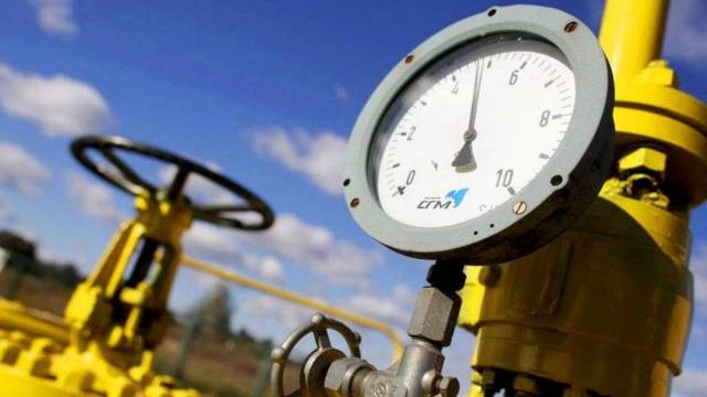 Транзит газа РФ через Украин…