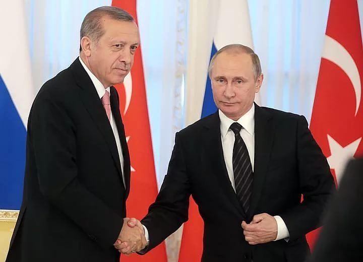 Путин и Эрдоган договорились встретиться 28 сентября в Анкаре