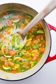 Прованский летний суп