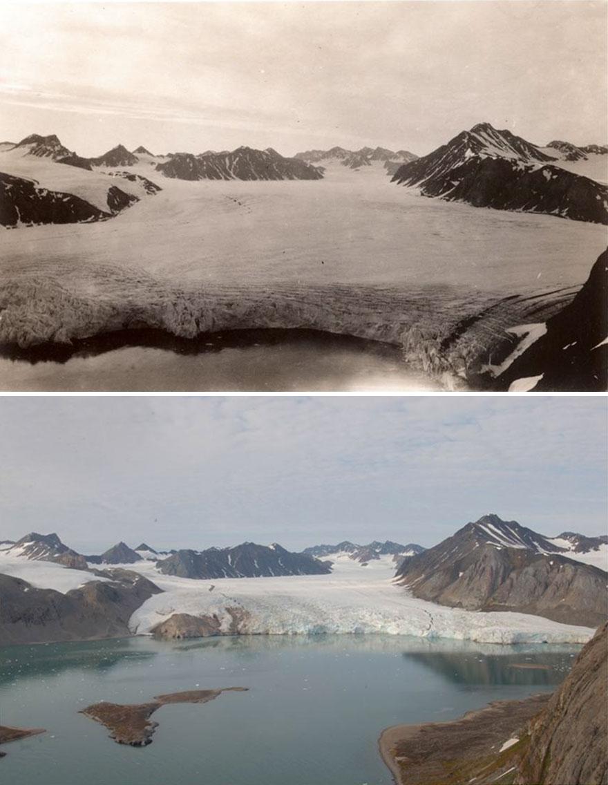 Таяние льдов Арктики