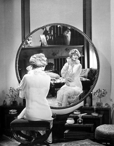 """Свет мой, зеркальце, скажи..."" Ретро-фото"