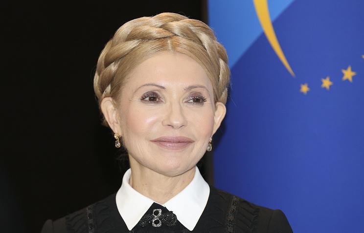 Тимошенко идет в президенты …