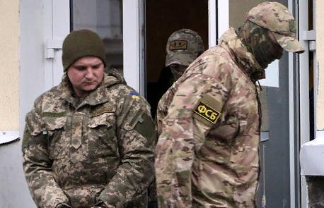 Зачем украинские моряки объявили себя военнопленными