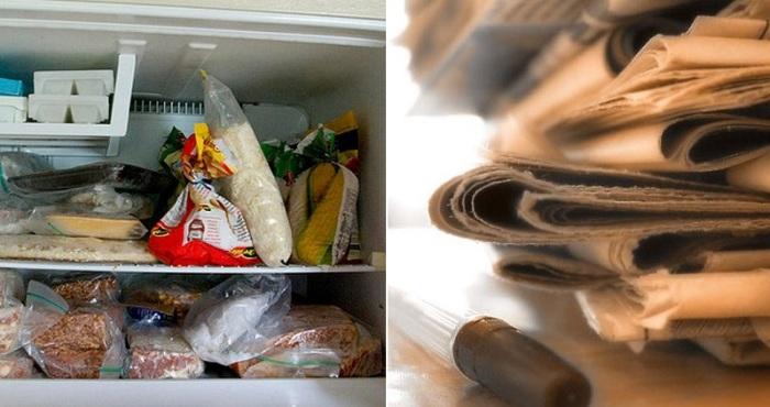 Как избавиться от стойкого неприятного запаха в морозилке: 4 надежных средства