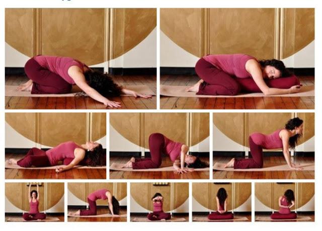 Упражнения для спины, которые снимают мышечные зажимы