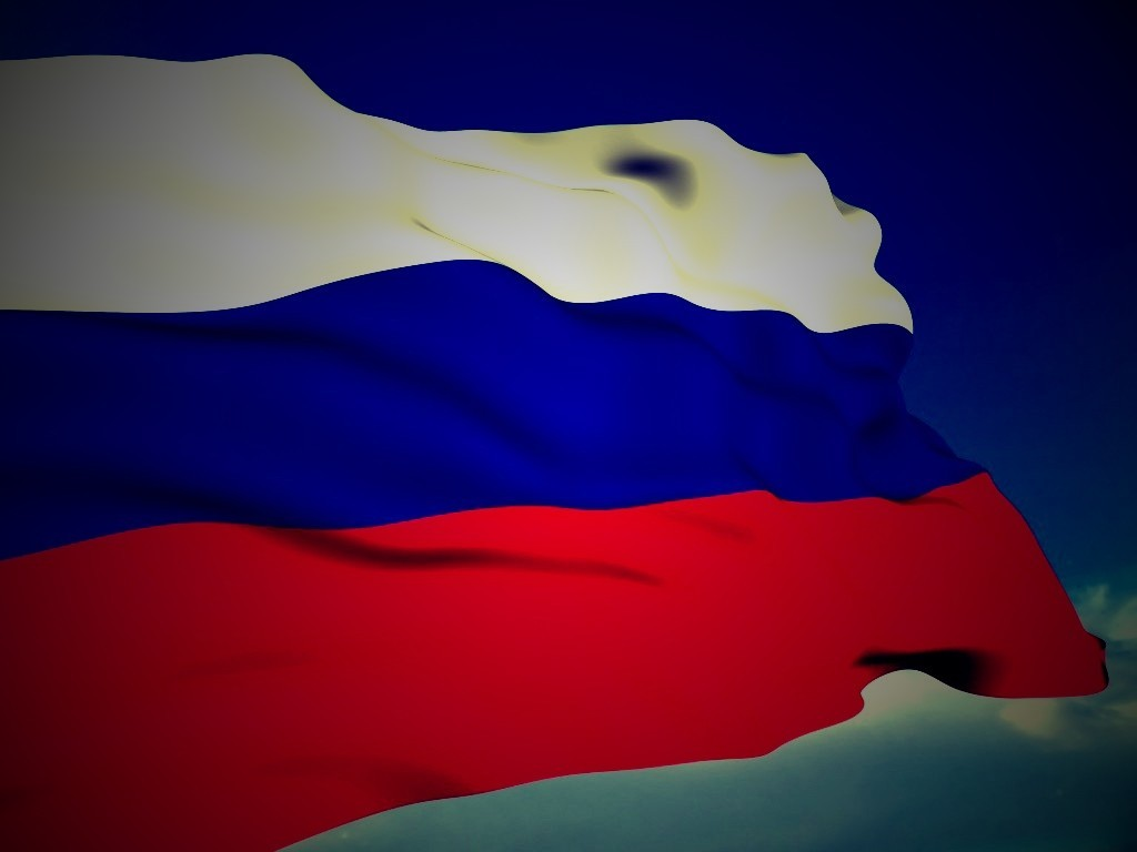 Неизвестный повесил флаг России на соборе в Солсбери
