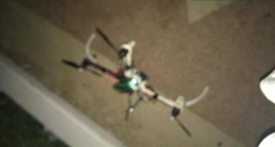 Первые жертвы шоу дронов
