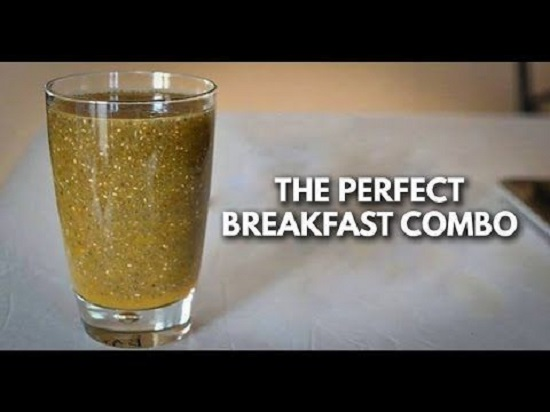 Идеальная комбинация завтрака, которая регулирует уровень сахара в крови, снижает уровень холестерина и плавит висцеральныйжир