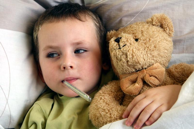 5 коварных детских заболеван…