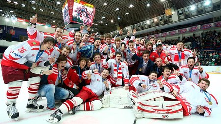 «Спартак», ЦСКА или «Белогорье»? Выбери лучшую команду России 2014 года!