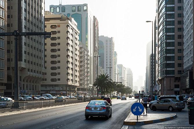 Прогулка по столице ОАЭ