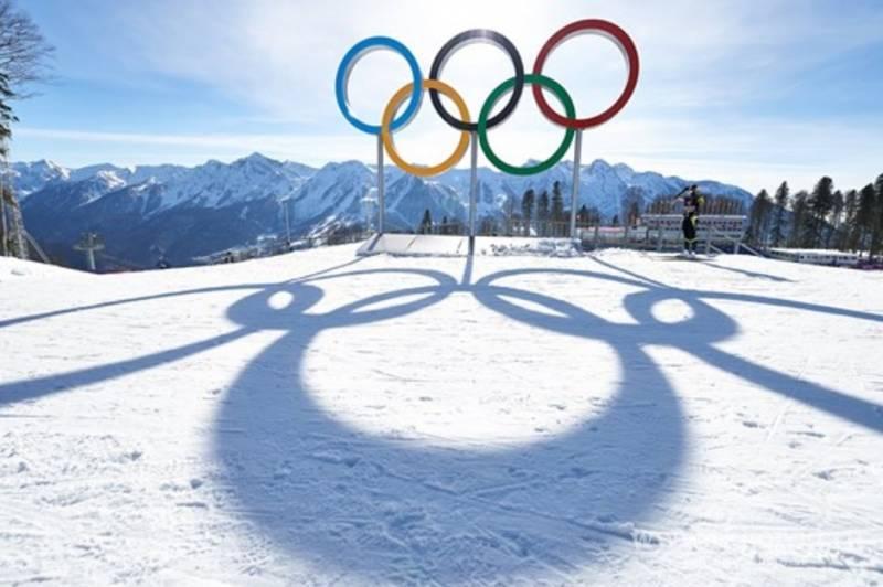 Тень Олимпиады