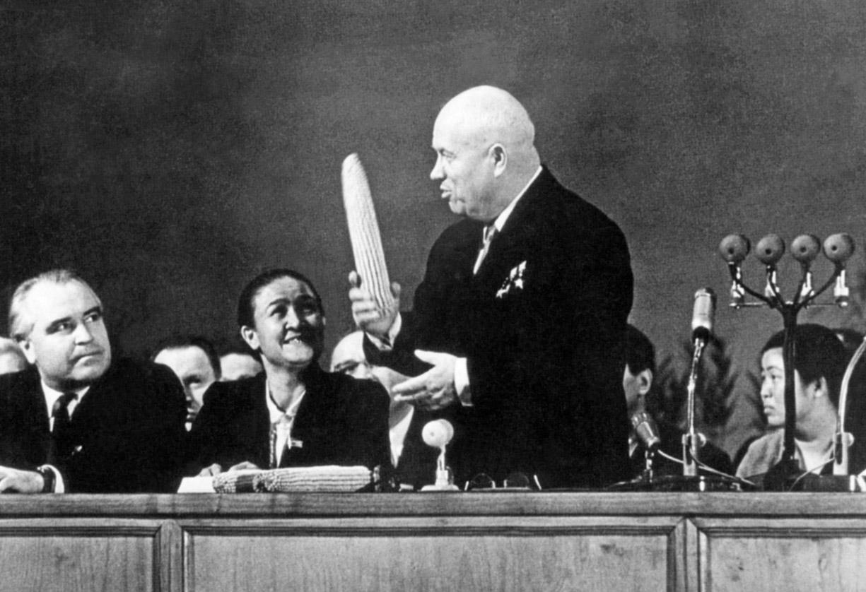 Мифы про Хрущёва, в которые вы продолжаете верить.