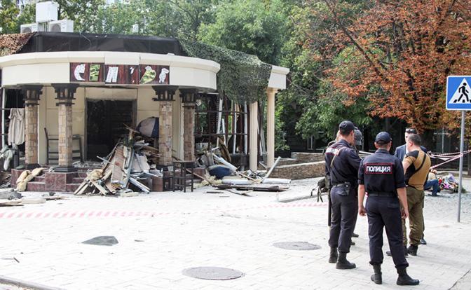 «Убийство Захарченко — комбинация внешней диверсии и внутреннего предательства»