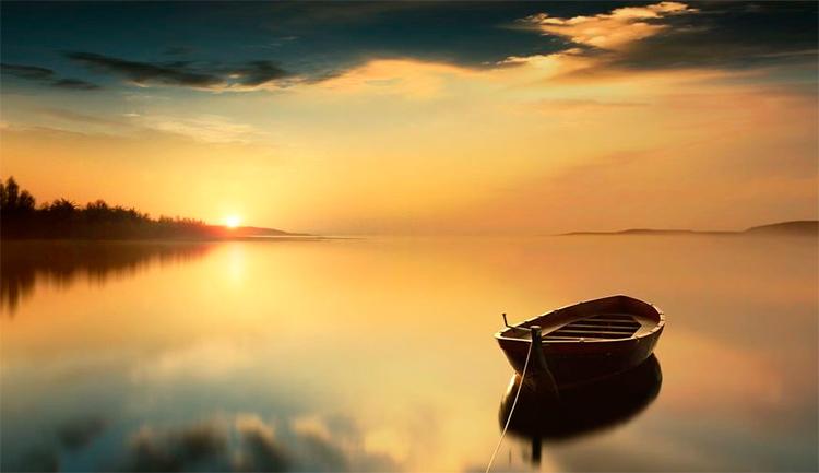 Притча «Пустая лодка»