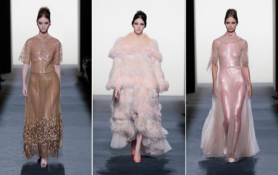 неделя моды в париже fendi 2018