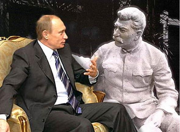 Александр Росляков. Политический анекдот: почему про Сталина их сотни, а про Путина – ни одного?