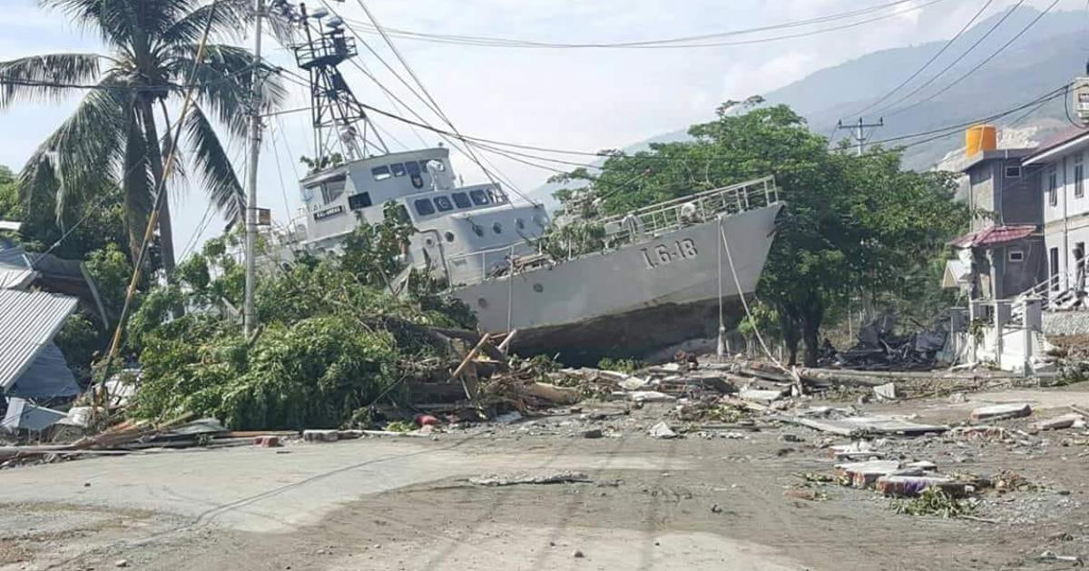 Индонезийский флот продолжает нести потери