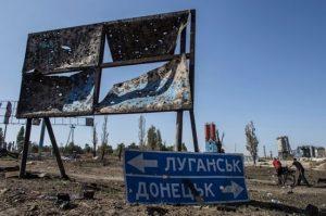 Во фракции «Слуга народа» заявляют об отсутствии средств на восстановление Донбасса