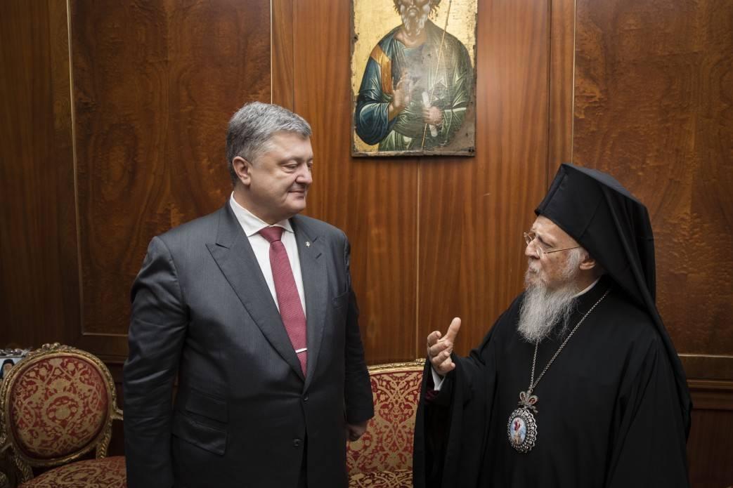 «Варфоломеевский собор»? УПЦ…