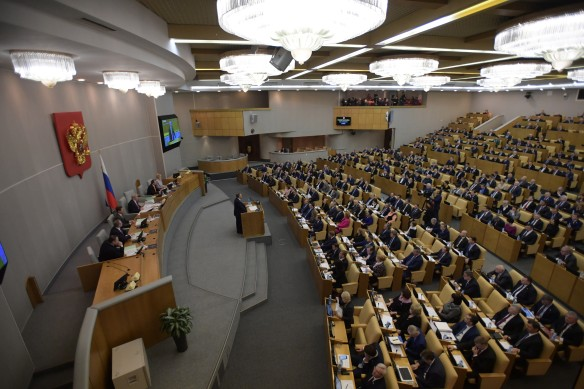 """Володин предложил провести конференцию парламентариев России и Африки"""""""