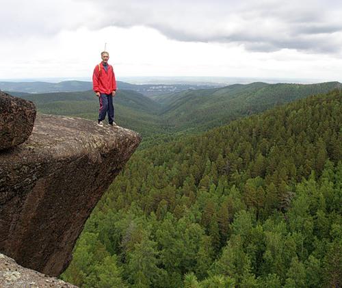 Красноярские Столбы. 1 часть