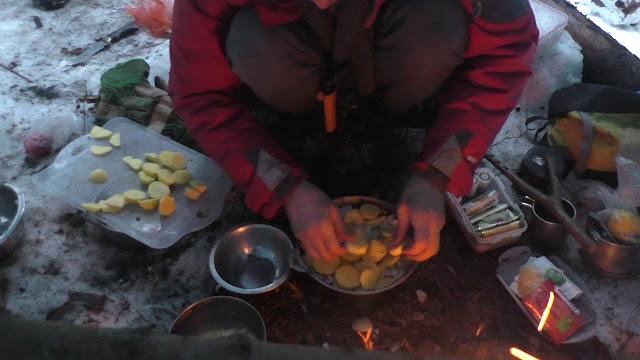 Казачья похлебка - походная еда