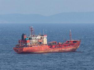 Южнокорейская береговая охрана задержала танкер «Палладий»