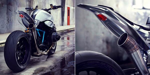BMW R1200R получит новый двигатель - Фото 3
