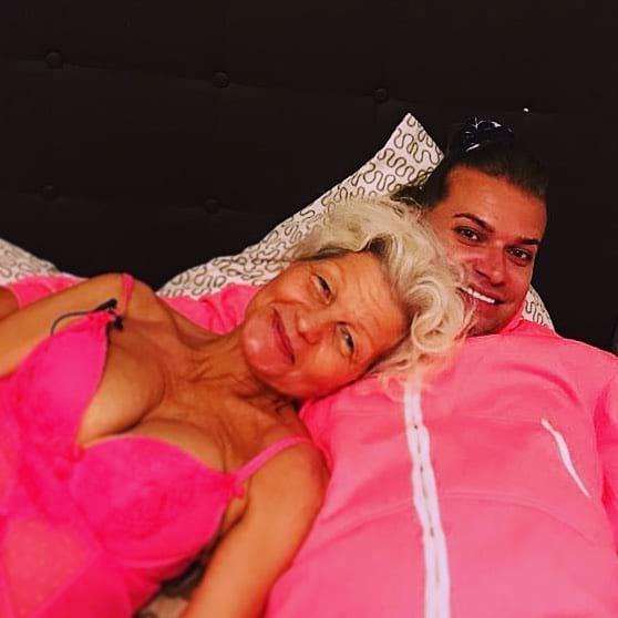 «Свершилось чудо», престарелая супруга Гогена Солнцева на 64 году жизни подарила ему малыша