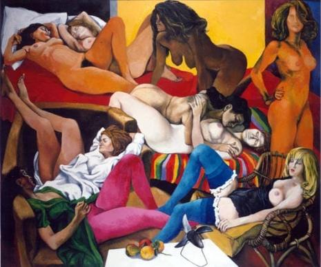художник Ренато Гуттузо (Renato Guttuso) картины – 23