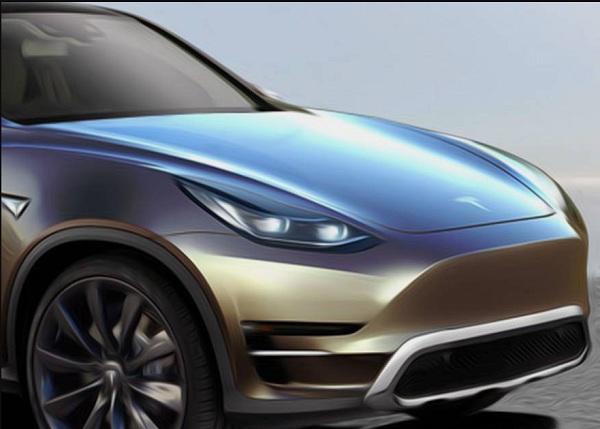 Электрокар Model Y ждет встр…