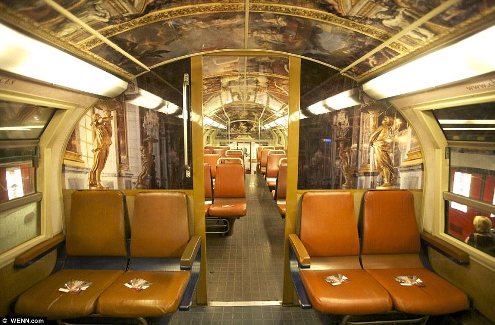 Paris commuter train 2 Версаль в электричке