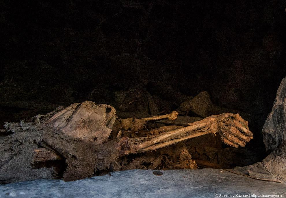 Город мертвых в Северной Осетии-Алании