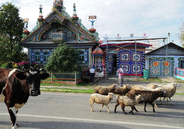 2267195652 Необыкновенный дом кузнеца Кириллова