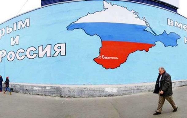Украинские «патриоты» хотят переименовать Крым