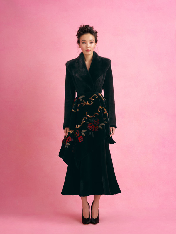 Ulyana Sergeenko Haute Couture весна-лето 2018