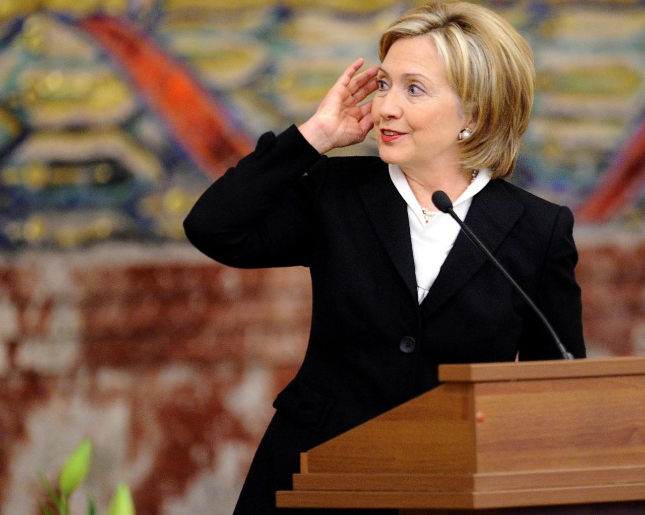Хиллари 4.0. Почему даже демократы не хотят, чтобы Клинтон участвовала в выборах-2020